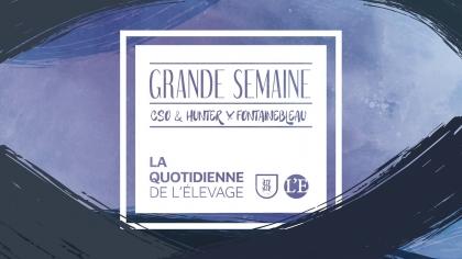 Lire l'acutalité La Quotidienne du Dimanche 5 septembre : les Champions des 5 et 7 ans et du...