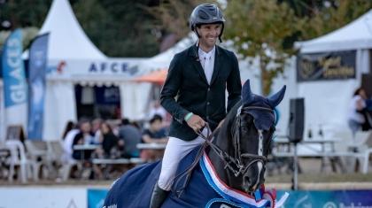 Lire l'acutalité Fontainebleau 2021 : French Lover, un bonheur d'éleveur dans les 6 ans...