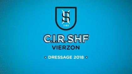 Lire l'acutalité CIR de Dressage de Vierzon : Retour sur les Champions du week-end