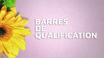 Barres de qualification CSO Poneys 2018