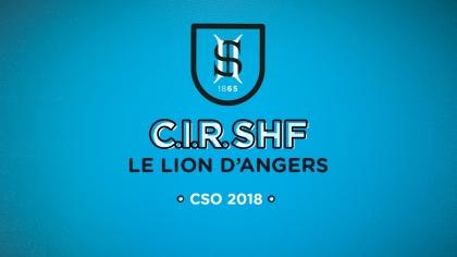 Lire l'acutalité CIR CSO Lion d'Angers 2018 : la relève est assurée