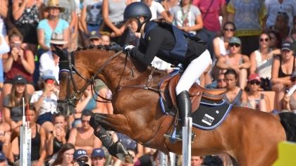 Les poneys français en vogue aux Championnats d'Europe à Bishop Burton