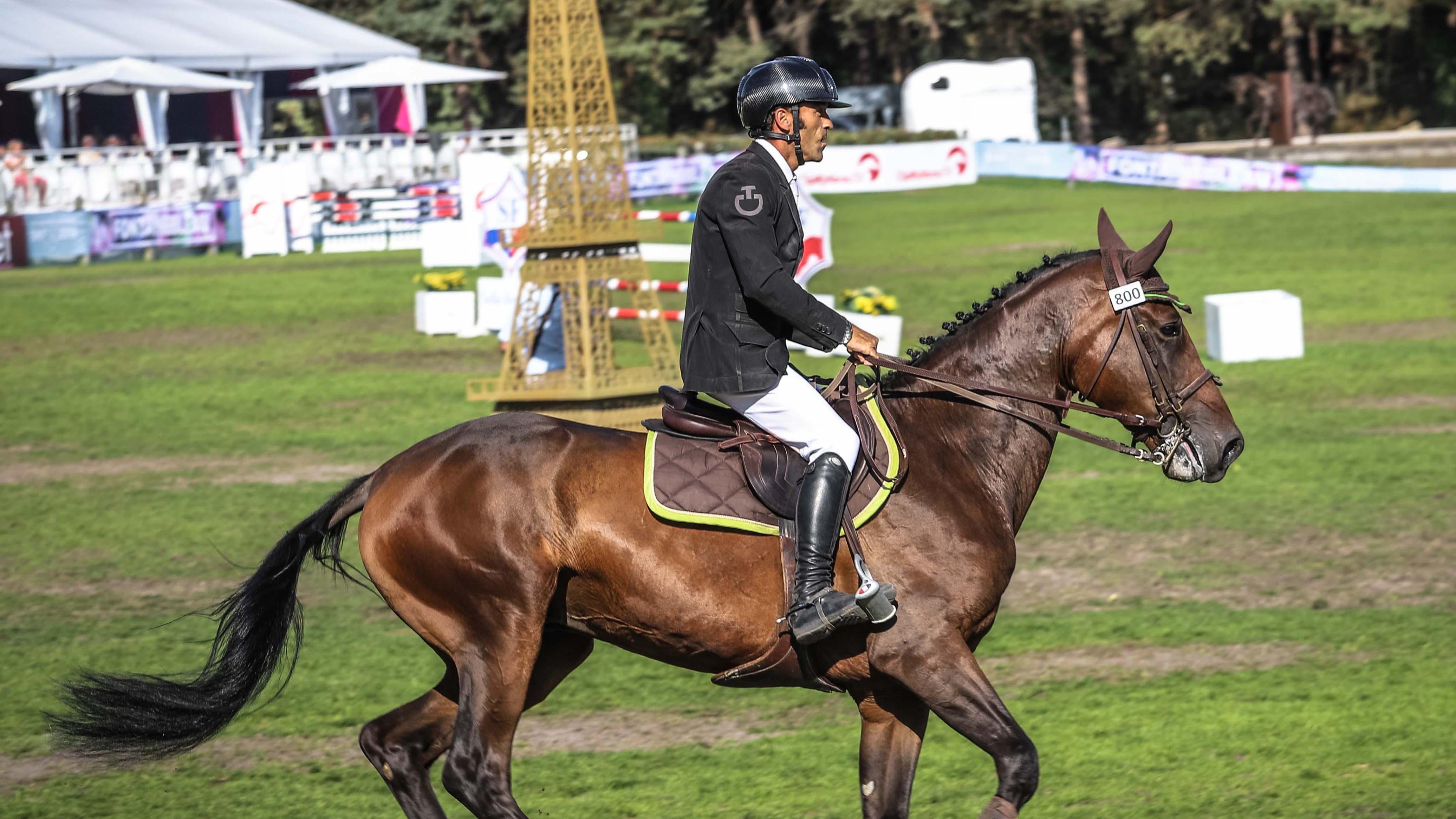 Liste des chevaux sélectionnés pour les Championnats du Monde de...