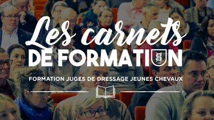 Carnets de Formation Juges de Dressage