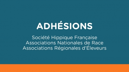Adhésions SHF, ANR, ARE