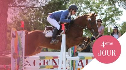 Sologn'Pony 2017 : Trois nouveaux Champions Poneys de 4 ans D et 6 ans