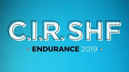 CIR SHF Endurance : Dates 2019