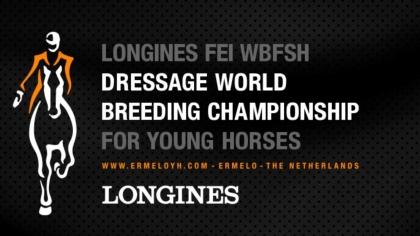 Lire l'acutalité Championnats du Monde d'Ermelo de Dressage 2019 : trois jeunes chevaux pour...