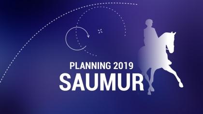 Lire l'acutalité Grande Semaine de Saumur 2019 : Planning et informations