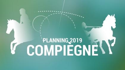 Grande Semaine de Compiègne 2019 : Attelage & PRATIC