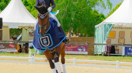 CIR SHF DRESSAGE 2019 : VIERZON