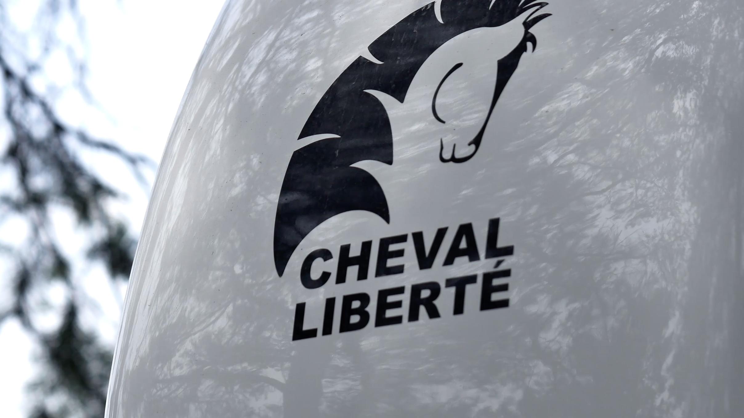 Cheval Liberté vous offre 8 Vans à l'occasion des Grandes Semaines !