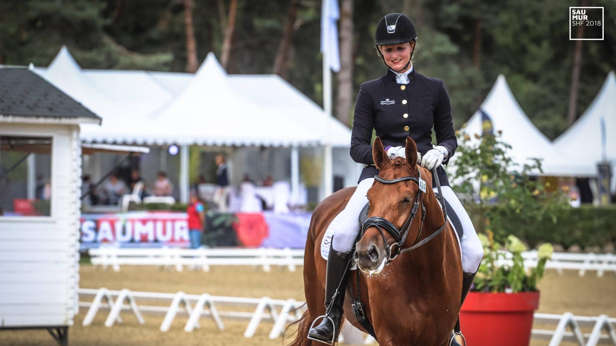 Saumur 2019 : Engagements et Réservation de boxes