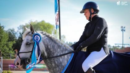 Sologn'Pony 2019 : Easy des Iris prend la tête des 5 ans D
