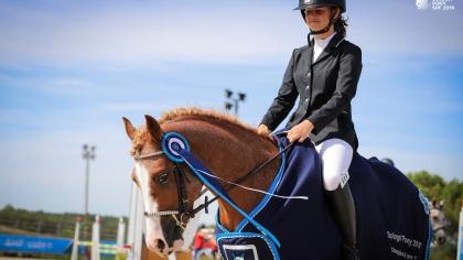 Sologn'Pony 2019 : Fandango d'Audes met son élevage à l'honneur dans les 4 ans C