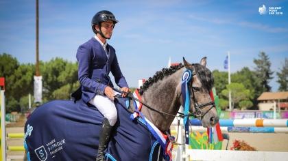 Sologn'Pony 2019 : Crazy Horse Flayelles survole les 7 ans