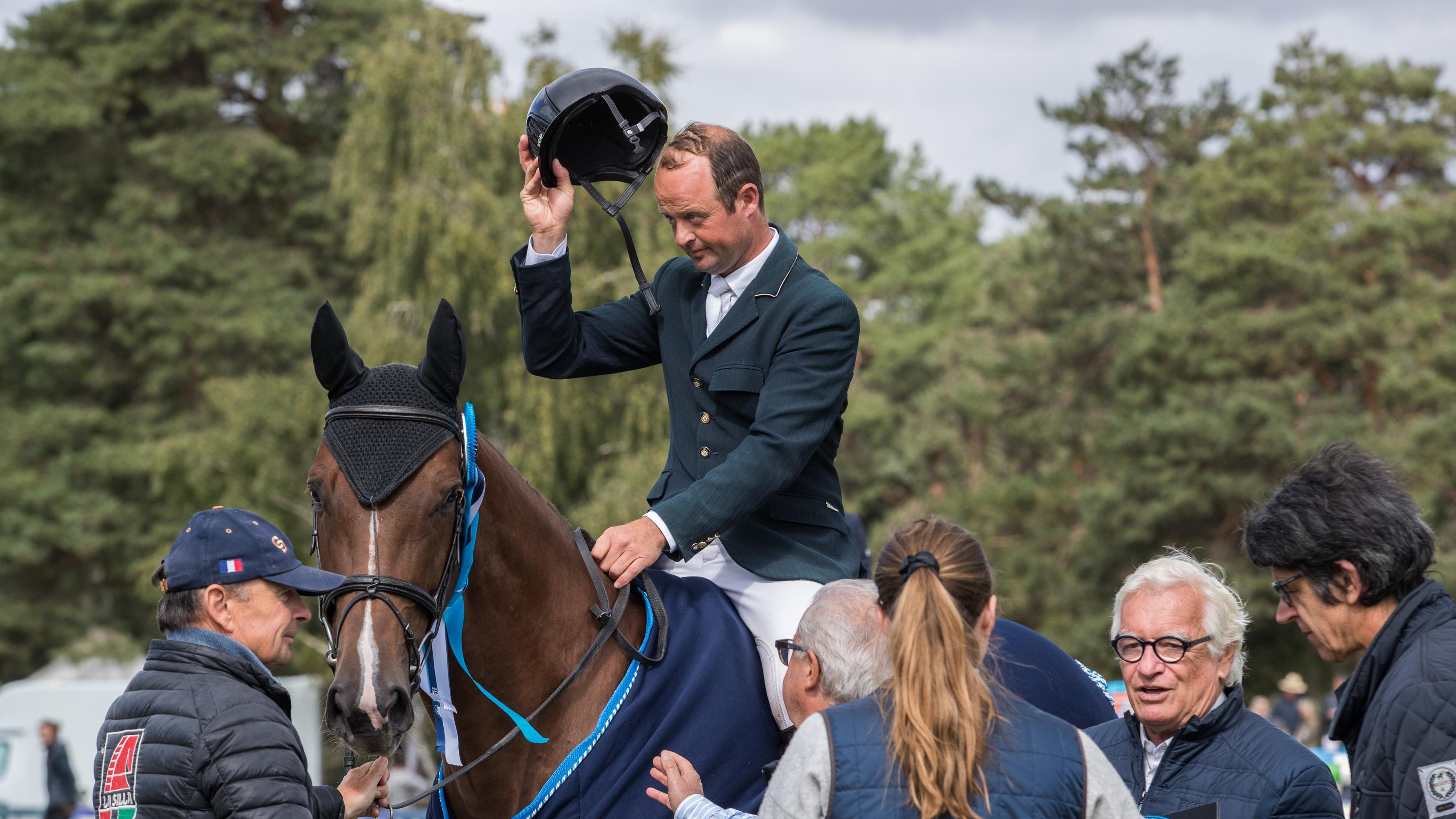 Fontainebleau 2019 : Elsafina Blue, meilleure...