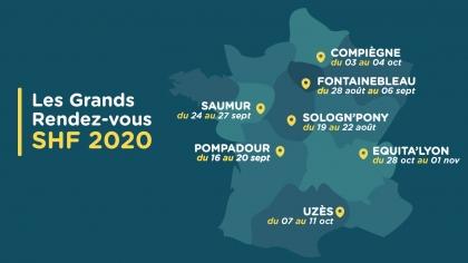 Les Grands Rendez-Vous SHF 2020