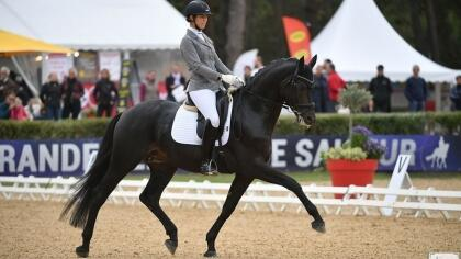Finales nationales de Dressage 2020 : SHF-France Dressage