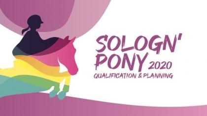 Sologn'Pony 2020 : Qualification, planning et règlement Critérium