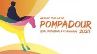 Grande Semaine de Pompadour 2020 : QUALIFICATION, PLANNING ET...