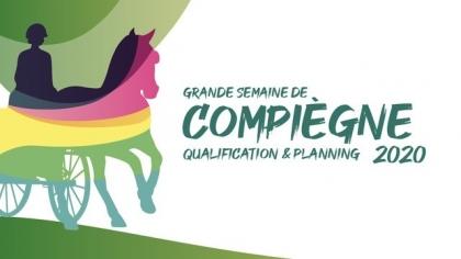 Grande Semaine de Compiègne 2020 : QUALIFICATION, PLANNING ET RÈGLEMENT