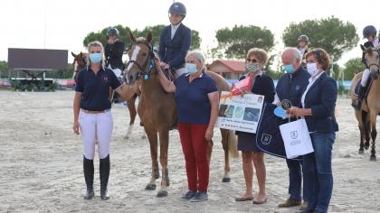 Sologn'Pony 2020 : L'élevage du Buhot monte sur la première marche du podium...