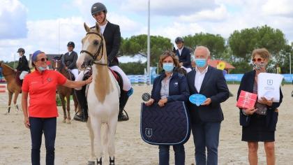 Sologn'pony 2020 : GRIFFONDOR DREAM DEI, magicien des 4 ans D