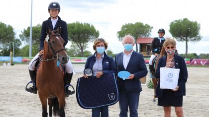 Sologn'Pony 2020 : EDITIONLIMITEE ROUGET fait le doublé en gagnant les 6 ans C