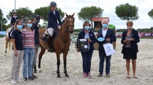 Sologn'Pony 2020 : EMILIE JOLIE DE TWIN offre le triplé à Marie...