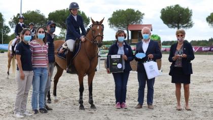Sologn'Pony 2020 : EMILIE JOLIE DE TWIN offre le triplé à Marie Breney !