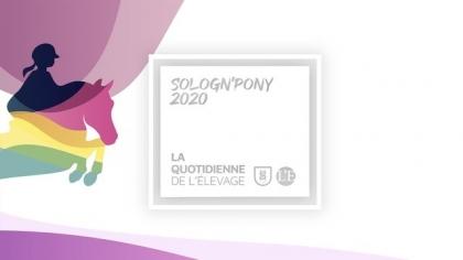 Sologn'pony 2020 : La Quotidienne de l'Elevage - Jour 1
