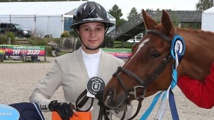 Lire l'acutalité Les poneys de Style Hunter font leur entrée à la Grande Semaine de Fontainebleau