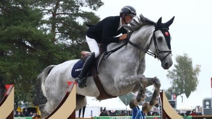 Lire l'acutalité Des belles histoires d'hommes de chevaux à l'origine du podium des 6 ans...
