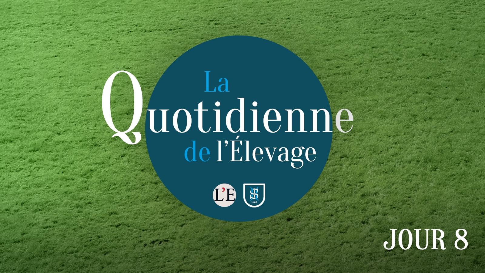 Lire l'acutalité Bernard-Pierre Le Courtois, éleveur de champions