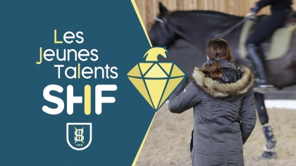 Stages Jeunes Talents SHF Dressage