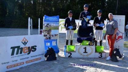 Finale régionale CSO Poneys de Verquigneul