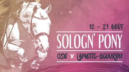 Sologn'Pony : poneys à vendre