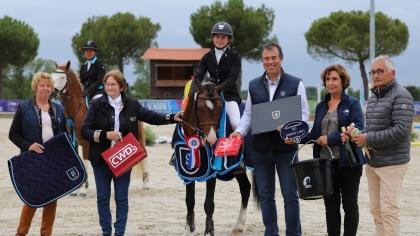 Sologn'Pony 2021 : le beau et bon Gangster la Gardiole s'impose en 5 ans C