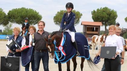 Sologn'Pony 2021 – 4 ans D : l'élevage de Julie et Francine Mestrallet à...