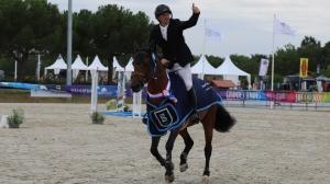 Sologn'Pony 2021 - 6 ans D : victoire de Frenchcornet d'Odival !
